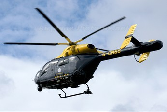 G-CMBS - UK - Police Services MD Helicopters MD-902 Explorer