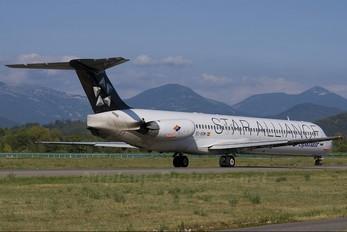 EC-GOM - Spanair McDonnell Douglas MD-83