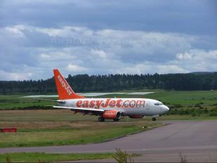 G-EZJI - easyJet Boeing 737-700