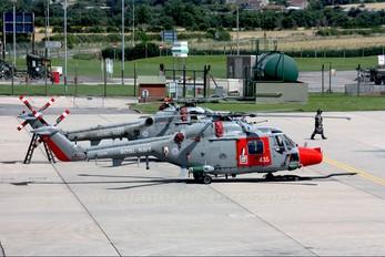 XZ246 - Royal Navy Westland Lynx HAS.3