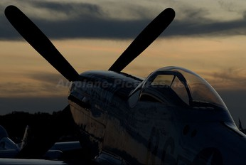 N451MG - Private North American P-51D Mustang