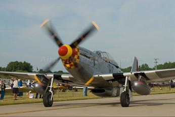 N551J - Private North American P-51D Mustang