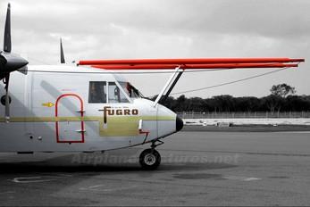 VH-TEM - Fugro Airborne Surveys Casa C-212 Aviocar