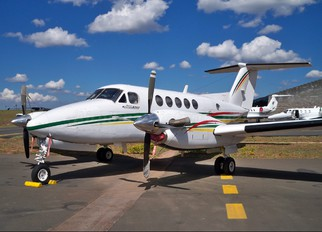 PP-ERG - Brazil - Government Beechcraft 200 King Air