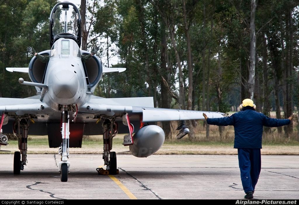 Argentina - Air Force - aircraft at Reconquista - Daniel Jurkic