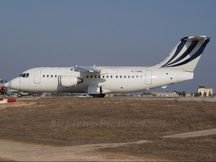 G-TBAE - BAe Systems British Aerospace BAe 146-200/Avro RJ85
