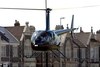 G-OTJS - Private Robinson R44 Astro / Raven