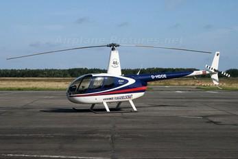 D-HDOE - Private Robinson R44 Astro / Raven
