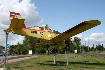 DDR-TED - Interflug PZL 106AR/2M Kruk