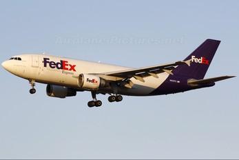 N805FD - FedEx Federal Express Airbus A310F