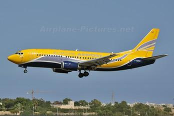F-GIXC - Europe Airpost Boeing 737-300QC