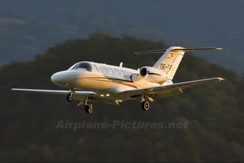 OE-FPO - Porsche Cessna 525 CitationJet