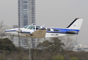 LV-LMV - Private Beechcraft 58 Baron