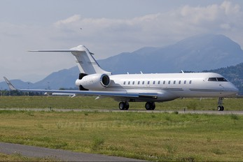 LX-VIP - Global Jet Luxembourg Bombardier BD-700 Global Express
