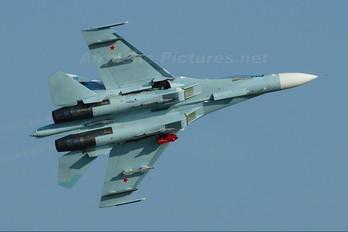 63 - Belarus - Air Force Sukhoi Su-27UBM