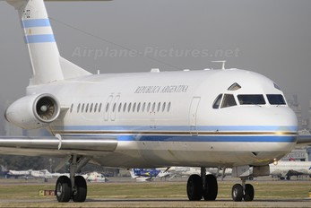 T-02 - Argentina - Air Force Fokker F28