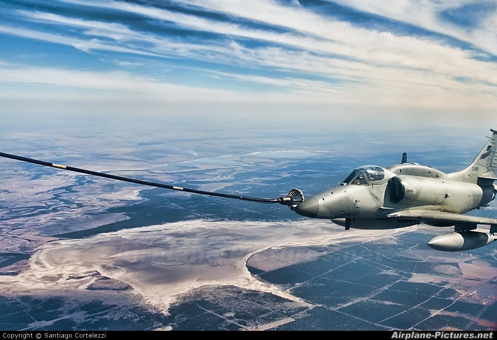 Argentina - Air Force C-907 aircraft at In Flight - Argentina