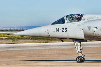 C.14-44 - Spain - Air Force Dassault Mirage F1M