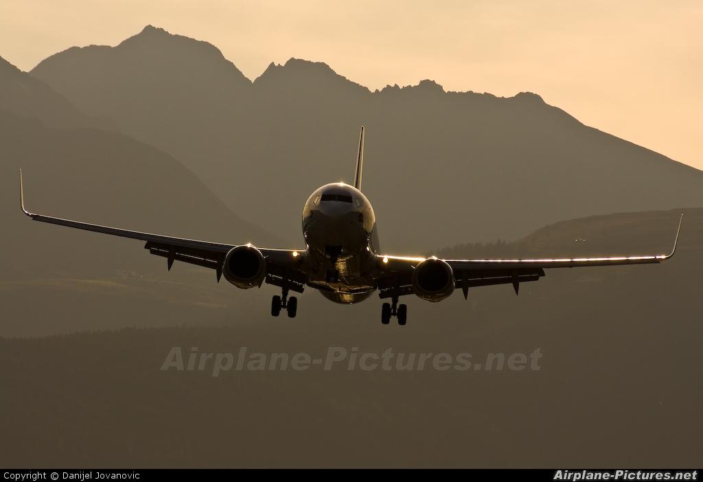 Travel Service OK-TVH aircraft at Innsbruck