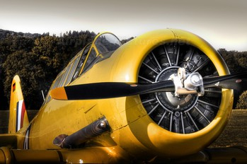 D-FRCP - Private North American Harvard/Texan (AT-6, 16, SNJ series)