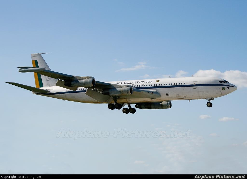 Brazil - Air Force 2401 aircraft at Lyneham