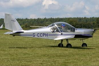 G-CCPH - Private Evektor-Aerotechnik EV-97 Eurostar