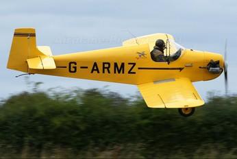 G-ARMZ - The Tiger Club Druine D.31 Turbulent