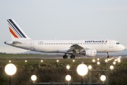 F-GKXU - Air France Airbus A320 aircraft