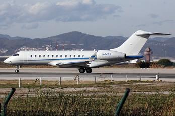 N44GX - Private Bombardier BD-700 Global Express