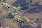 4560 - Brazil - Air Force Embraer EMB-326 AT-26 Xavante aircraft