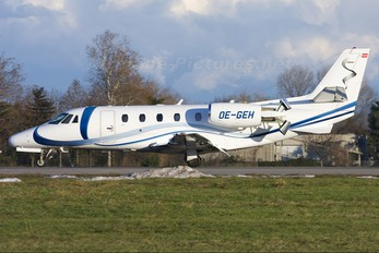 OE-GEH - Avcon Jet Cessna 560XL Citation XLS