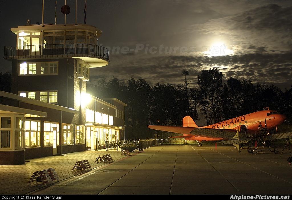 KLM PH-ALR aircraft at Lelystad