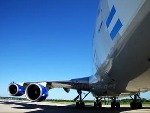 LV-ALJ - Aerolineas Argentinas Boeing 747-400