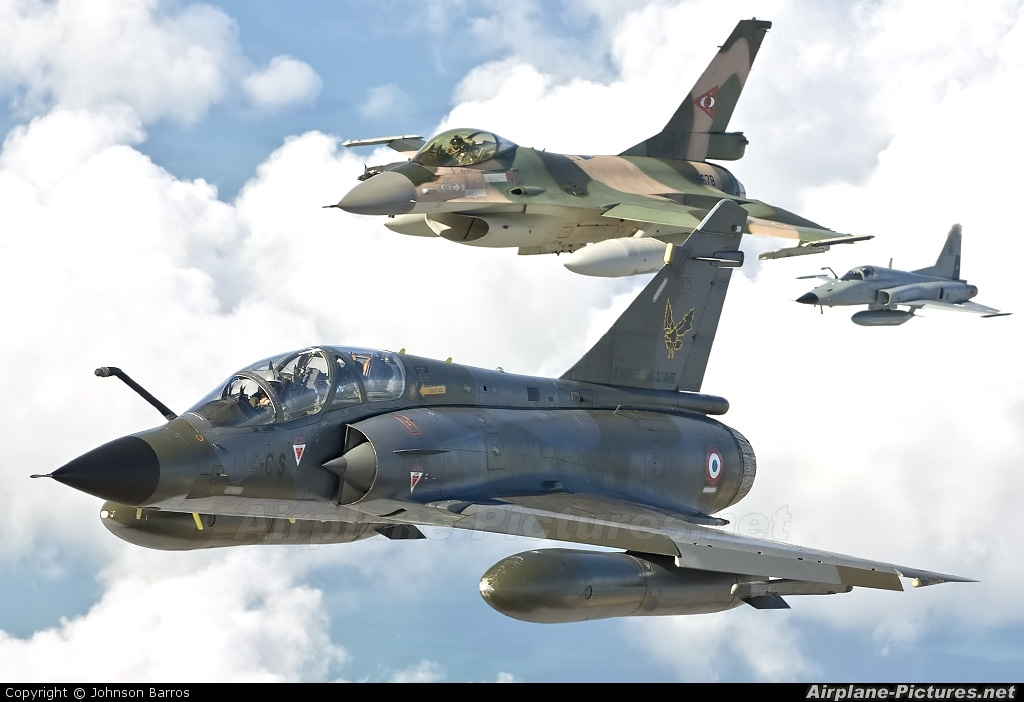 France - Air Force 305 aircraft at In Flight - Brazil