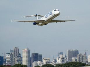 LV-BHN - Austral Lineas Aereas McDonnell Douglas MD-83