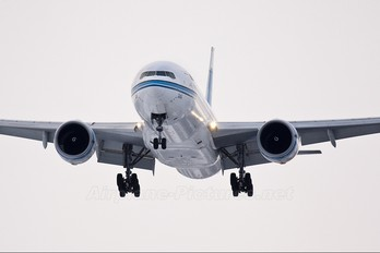 9K-AOB - Kuwait Airways Boeing 777-200ER