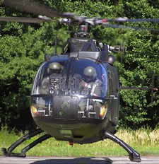 86+75 - Germany - Army MBB Bo-105P