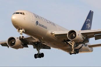 XA-JBC - Aeromexico Boeing 767-200ER