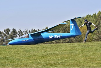 SP-2547 - Private PZL SZD-30 Pirat