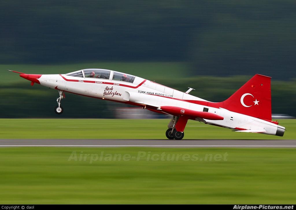 Turkey - Air Force : Turkish Stars 70-3016 aircraft at Zeltweg
