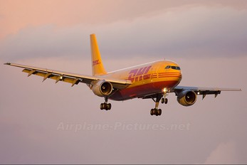 OO-DLE - DHL Cargo Airbus A300F