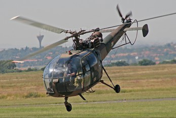 628 - South Africa - Air Force Museum Sud Aviation SA-316 Alouette III
