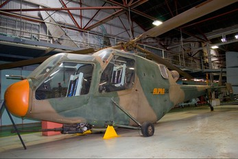 XH-1 - South Africa - Air Force Museum Atlas (Denel) Alfa XH-1