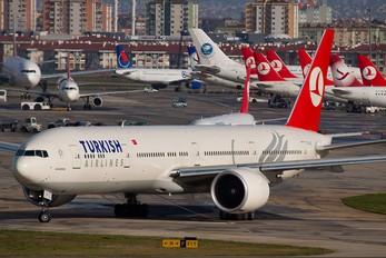TC-JJC - Turkish Airlines Boeing 777-300ER