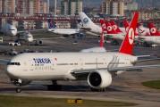 TC-JJC - Turkish Airlines Boeing 777-300ER aircraft