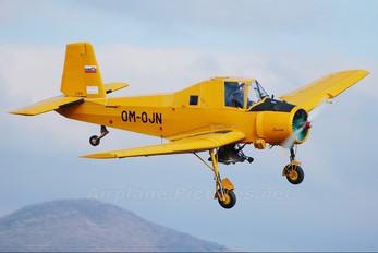 OM-OJN - Aero Slovakia Zlín Aircraft Z-37A Čmelák