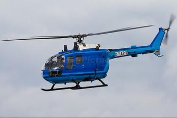 D-HAPS - Eurocopter MBB Bo-105