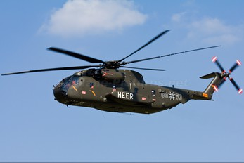 84+53 - Germany - Air Force Sikorsky CH-53G Sea Stallion
