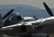 NL38TF - Private Lockheed P-38 Lightning aircraft