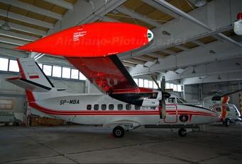 SP-MBA - Poland - Gdynia Maritime Office LET L-410 Turbolet